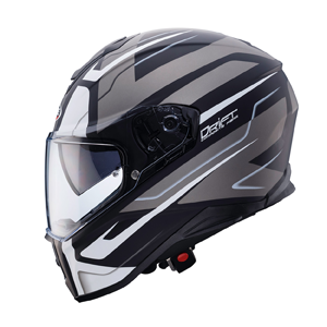 casque intégral drift shadow anthracite caberg